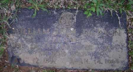 DICKSON (VETERAN WWI), WILLIAM JACKSON - Lawrence County, Arkansas   WILLIAM JACKSON DICKSON (VETERAN WWI) - Arkansas Gravestone Photos