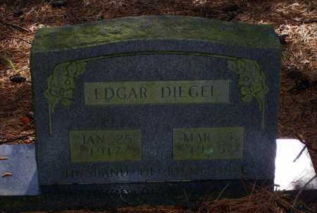 DIEGEL, EDGAR J. - Lawrence County, Arkansas | EDGAR J. DIEGEL - Arkansas Gravestone Photos