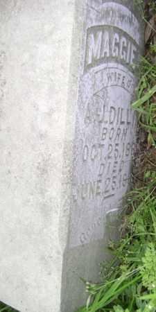 DILLIN, MAGGIE C. - Lawrence County, Arkansas   MAGGIE C. DILLIN - Arkansas Gravestone Photos