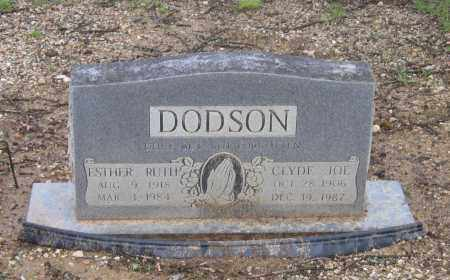 HOOPER DODSON, ESTHER RUTH - Lawrence County, Arkansas | ESTHER RUTH HOOPER DODSON - Arkansas Gravestone Photos
