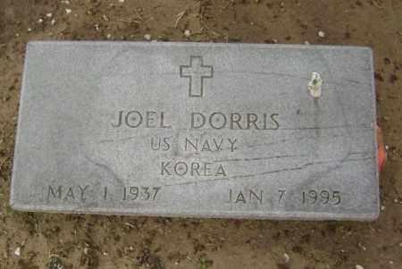 DORRIS  (VETERAN KOR), JOEL - Lawrence County, Arkansas | JOEL DORRIS  (VETERAN KOR) - Arkansas Gravestone Photos