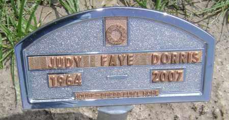 DORRIS, JUDY FAYE - Lawrence County, Arkansas   JUDY FAYE DORRIS - Arkansas Gravestone Photos