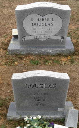 DOUGLAS, KENNARD HARRELL - Lawrence County, Arkansas | KENNARD HARRELL DOUGLAS - Arkansas Gravestone Photos