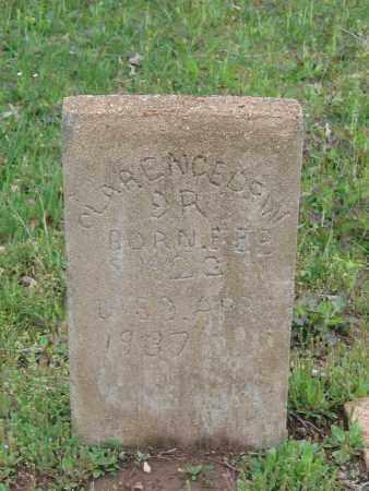 DOW, CLARENCE - Lawrence County, Arkansas | CLARENCE DOW - Arkansas Gravestone Photos