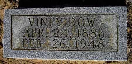 "DOW, MELVINEY ""VINEY"" - Lawrence County, Arkansas | MELVINEY ""VINEY"" DOW - Arkansas Gravestone Photos"
