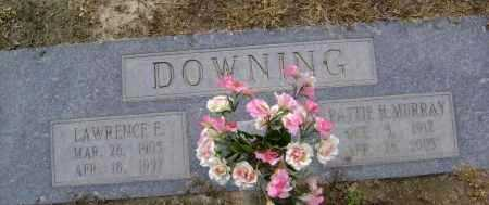 DOWNING, LAWRENCE E. - Lawrence County, Arkansas | LAWRENCE E. DOWNING - Arkansas Gravestone Photos
