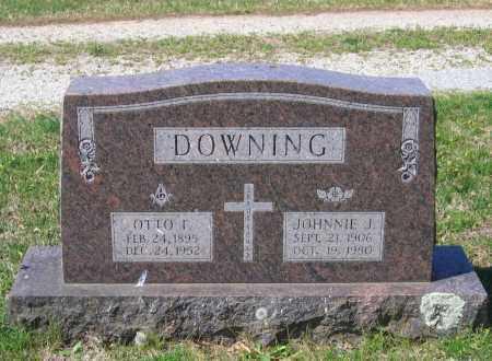 DOWNING, JOHNNIE - Lawrence County, Arkansas | JOHNNIE DOWNING - Arkansas Gravestone Photos