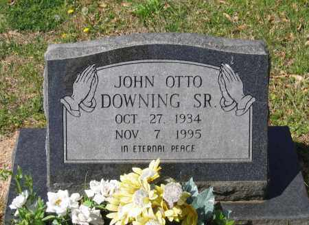 DOWNING, SR., JOHN OTTO - Lawrence County, Arkansas | JOHN OTTO DOWNING, SR. - Arkansas Gravestone Photos