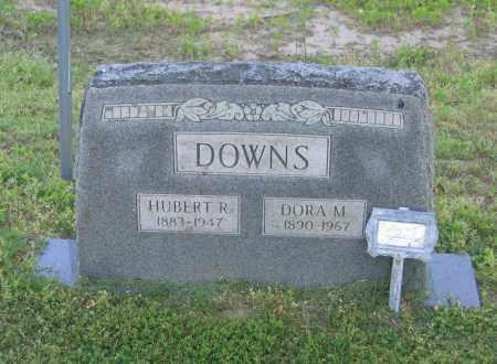DOWNS, DORA M. - Lawrence County, Arkansas | DORA M. DOWNS - Arkansas Gravestone Photos
