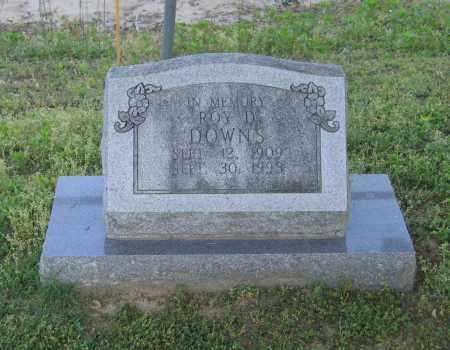 DOWNS, ROY D. - Lawrence County, Arkansas | ROY D. DOWNS - Arkansas Gravestone Photos