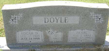 DOYLE, PEARL - Lawrence County, Arkansas | PEARL DOYLE - Arkansas Gravestone Photos