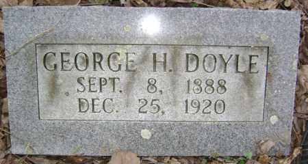 DOYLE, GEORGE HIRAM - Lawrence County, Arkansas   GEORGE HIRAM DOYLE - Arkansas Gravestone Photos