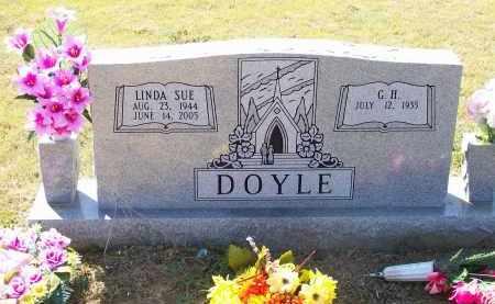 DOYLE, LINDA SUE - Lawrence County, Arkansas   LINDA SUE DOYLE - Arkansas Gravestone Photos