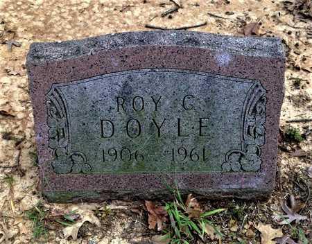 DOYLE, ROY CALVIN - Lawrence County, Arkansas | ROY CALVIN DOYLE - Arkansas Gravestone Photos