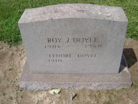 DOYLE, ROY JEFFERSON - Lawrence County, Arkansas | ROY JEFFERSON DOYLE - Arkansas Gravestone Photos