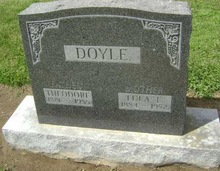 DOYLE, JAMES THEODORE - Lawrence County, Arkansas | JAMES THEODORE DOYLE - Arkansas Gravestone Photos