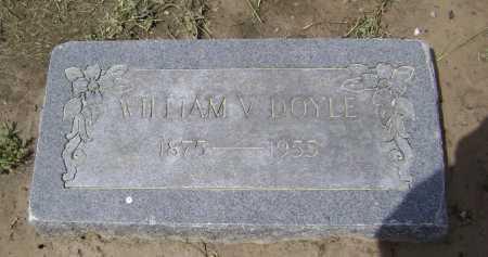 DOYLE, WILLIAM VALENTINE - Lawrence County, Arkansas | WILLIAM VALENTINE DOYLE - Arkansas Gravestone Photos