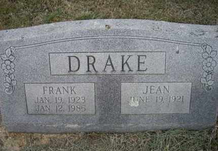 DRAKE, FRANK WILFRED - Lawrence County, Arkansas | FRANK WILFRED DRAKE - Arkansas Gravestone Photos
