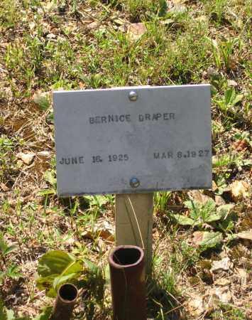 DRAPER, BERNICE - Lawrence County, Arkansas | BERNICE DRAPER - Arkansas Gravestone Photos