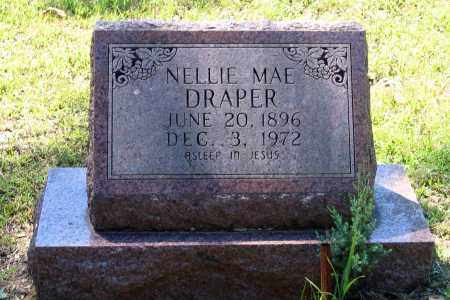DRAPER, NELLIE MAE - Lawrence County, Arkansas | NELLIE MAE DRAPER - Arkansas Gravestone Photos