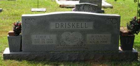 DRISKELL, BUENA VISTA - Lawrence County, Arkansas | BUENA VISTA DRISKELL - Arkansas Gravestone Photos