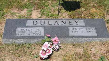 "DULANEY, BOYCE H. ""BUDDY"" - Lawrence County, Arkansas 