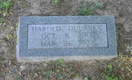 DULANEY, HAROLD WILLIAM - Lawrence County, Arkansas | HAROLD WILLIAM DULANEY - Arkansas Gravestone Photos