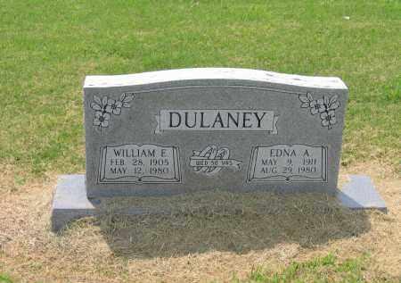 DULANEY, WILLIAM E. - Lawrence County, Arkansas | WILLIAM E. DULANEY - Arkansas Gravestone Photos