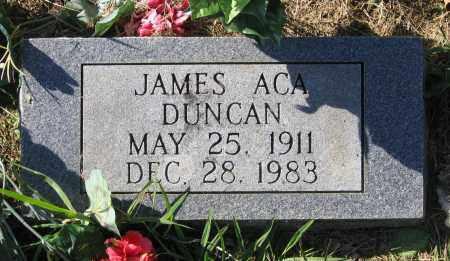 DUNCAN, JAMES ASA - Lawrence County, Arkansas   JAMES ASA DUNCAN - Arkansas Gravestone Photos