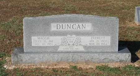 LINGO DUNCAN, MAGGIE LUCILLE - Lawrence County, Arkansas | MAGGIE LUCILLE LINGO DUNCAN - Arkansas Gravestone Photos