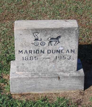 DUNCAN, JOHN MARION - Lawrence County, Arkansas | JOHN MARION DUNCAN - Arkansas Gravestone Photos