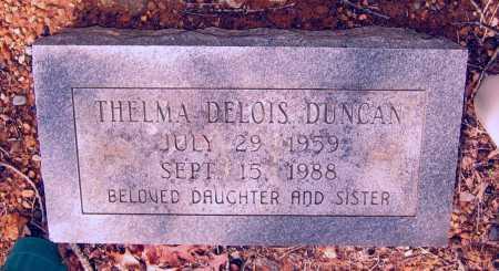 GOAD DUNCAN, THELMA DELOIS - Lawrence County, Arkansas | THELMA DELOIS GOAD DUNCAN - Arkansas Gravestone Photos