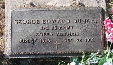 "DUNCAN (VETERAN 2 WARS), GEORGE EDWARD ""BUSTER"" - Lawrence County, Arkansas | GEORGE EDWARD ""BUSTER"" DUNCAN (VETERAN 2 WARS) - Arkansas Gravestone Photos"