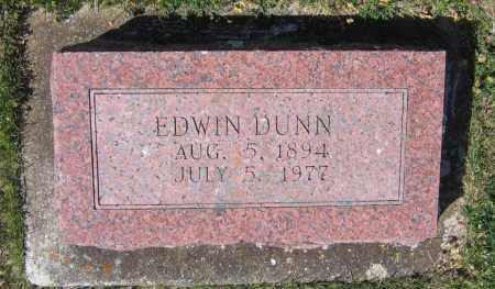 DUNN, JAMES EDWIN - Lawrence County, Arkansas   JAMES EDWIN DUNN - Arkansas Gravestone Photos