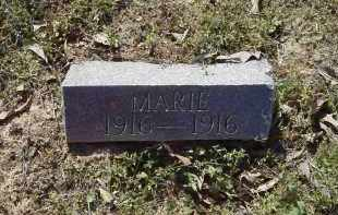 DURHAM, MARIE - Lawrence County, Arkansas | MARIE DURHAM - Arkansas Gravestone Photos