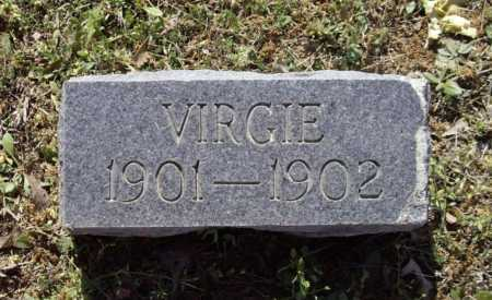 DURHAM, VIRGIE - Lawrence County, Arkansas | VIRGIE DURHAM - Arkansas Gravestone Photos