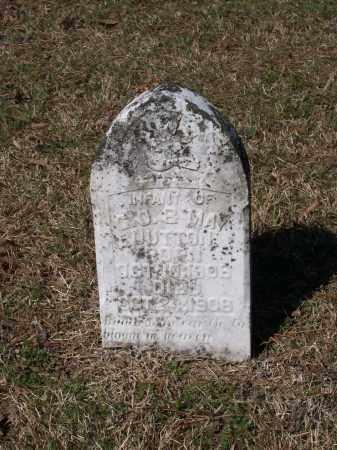 DUTTON, INFANT SON - Lawrence County, Arkansas | INFANT SON DUTTON - Arkansas Gravestone Photos
