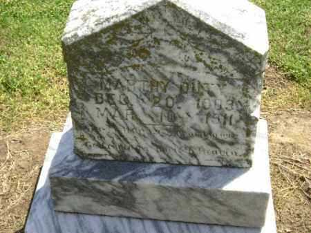 DUTY, MARTHY - Lawrence County, Arkansas | MARTHY DUTY - Arkansas Gravestone Photos