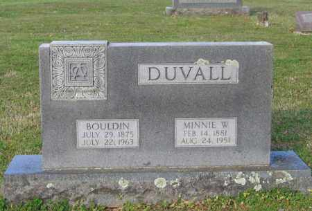 DUVALL, BOULDIN - Lawrence County, Arkansas | BOULDIN DUVALL - Arkansas Gravestone Photos