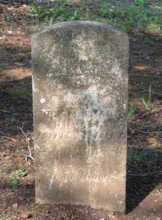DUVALL, INFANT DAUGHTER - Lawrence County, Arkansas | INFANT DAUGHTER DUVALL - Arkansas Gravestone Photos