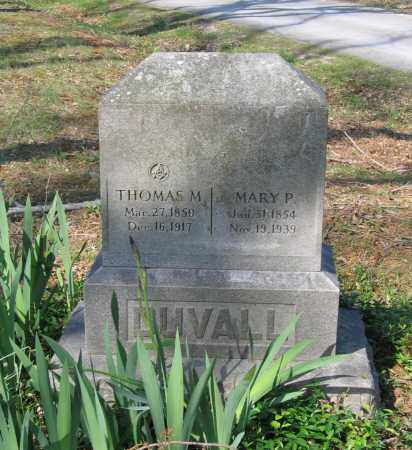 PHILLIPS DUVALL, MARY PERMELIE - Lawrence County, Arkansas | MARY PERMELIE PHILLIPS DUVALL - Arkansas Gravestone Photos