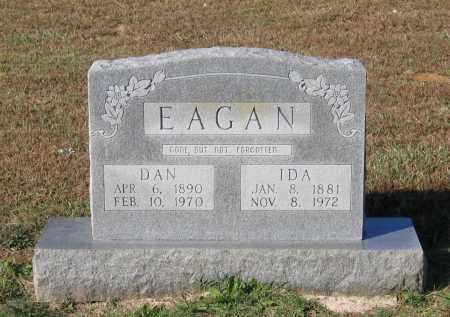 HALL EAGAN, IDA BELLE - Lawrence County, Arkansas   IDA BELLE HALL EAGAN - Arkansas Gravestone Photos