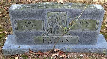 "EAGAN, OBEDIAH ""OBIE"" - Lawrence County, Arkansas | OBEDIAH ""OBIE"" EAGAN - Arkansas Gravestone Photos"