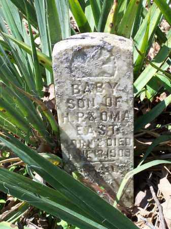 EAST, INFANT SON - Lawrence County, Arkansas   INFANT SON EAST - Arkansas Gravestone Photos