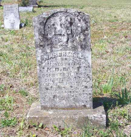 EAST, MARGARET E. - Lawrence County, Arkansas | MARGARET E. EAST - Arkansas Gravestone Photos