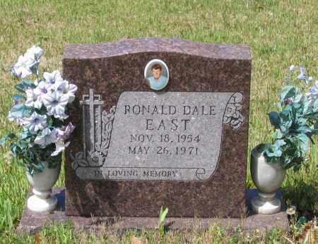 EAST, RONALD DALE - Lawrence County, Arkansas | RONALD DALE EAST - Arkansas Gravestone Photos