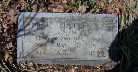 EAST, ROBERT EUGENE - Lawrence County, Arkansas | ROBERT EUGENE EAST - Arkansas Gravestone Photos