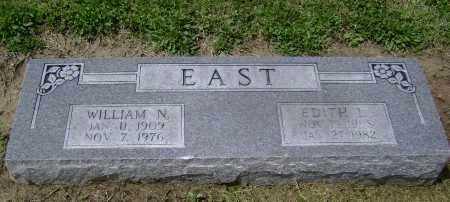 "EAST, WILLIAM NORMAN ""WILLIE"" - Lawrence County, Arkansas 