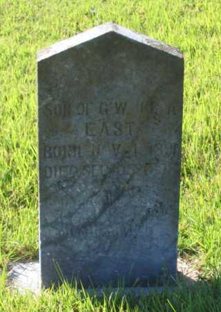 EAST, WILLIAM J. - Lawrence County, Arkansas | WILLIAM J. EAST - Arkansas Gravestone Photos