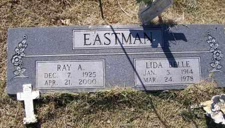 EASTMAN, RAY A. - Lawrence County, Arkansas | RAY A. EASTMAN - Arkansas Gravestone Photos